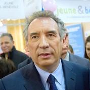 Bayrou se place en «candidat du recours»