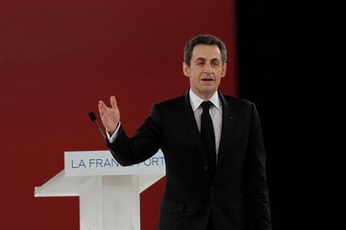 «Le libre-échange, oui! la concurrence déloyale, non», a martelé dimanche Nicolas Sarkozy.