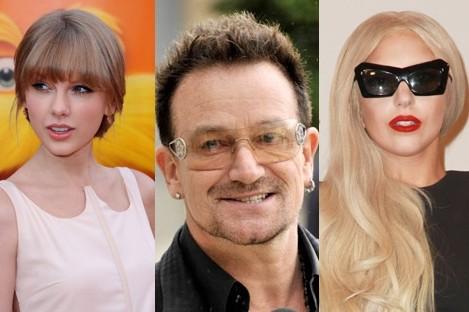 Taylor Swift, l'artiste la mieux payée