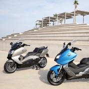 BMW C600 Sport et 650 GT, les autres scooters