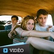 Kristen Stewart sur la route de Jack Kerouac