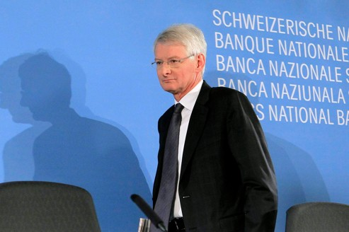 Suisse : le scandale continue à la banque centrale…