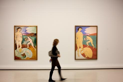 Matisse, bis repetita placent