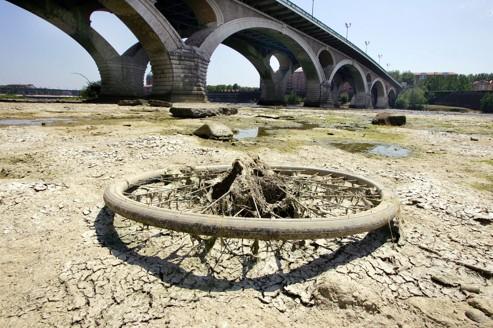 La France n'est pas à l'abri des problèmes d'eau