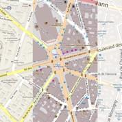 Une alternative libre à Google Maps