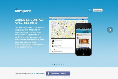 Foursquare, Siri ou Flipboard, les start-up qui ont déjà brillé