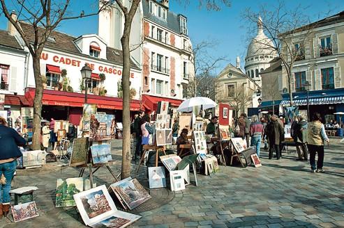À Montmartre, les artistes seront mieux encadrés