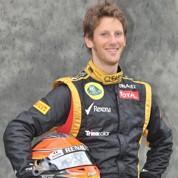 Romain Grosjeanfait son retour en Formule 1