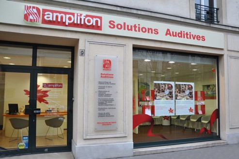 Amplifon vise 500 magasins d'acoustique en France