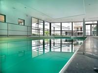Equipement souvent présent dans les résidences séniors: la piscine (ici, chez Domitys).