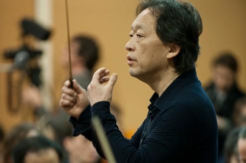 Un orchestre classique de Corée du Nord à Paris