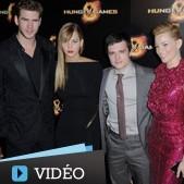 Hunger Games : les stars à Paris