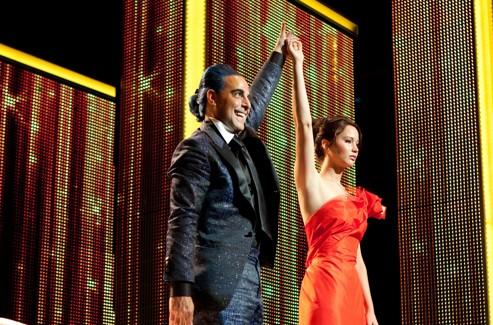 En France et aux États-Unis, Hunger Games bat tous les records de vente. (© Metropolitan Film)
