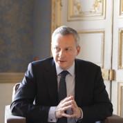 Lait: Le Maire rappelle à l'ordre Lactalis