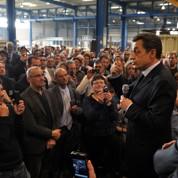 Sarkozy sonne la charge contre Hollande