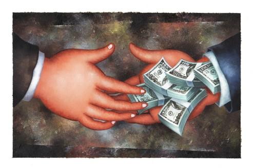 Les États-Unis déclarent la guerre à la corruption