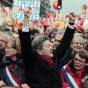Mélenchon fait place comble à la Bastille