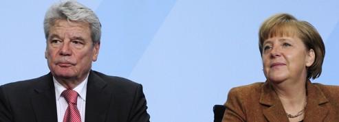 Joachim Gauck élu président allemand