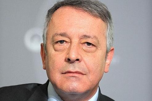 Le PDG de Veolia, Antoine Frérot