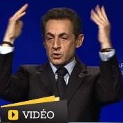 Sarkozy : «Aidez-moi» ou «sauvez moi» ?