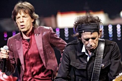Rolling Stones : Keith Richards et Mick Jagger réconciliés