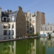 Des bassins reconvertis en logements à Paris