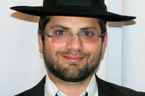 Jonathan Sandler à Jérusalem, en janvier 2008.