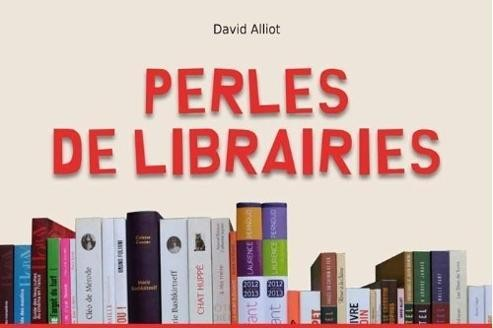 Perles de librairies par David Alliot