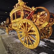 Arras expose les carrosses royaux