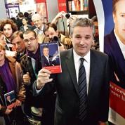 Dupont-Aignan: «Un premier tour tronqué»