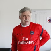 Ancelotti : «Je ne suis pas la superstar du PSG»