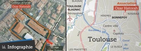 Le scénario de la tuerie de Toulouse
