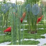 Jardins, jardin aux Tuileries en mai 2011 (©Jean-Pierre Delagarde)