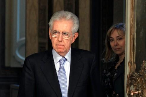 Monti joue son va-tout sur la réforme du droit du travail