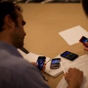 Les salariés imposent smartphones et tablettes