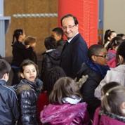 Hollande reprend presque sa campagne