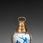 Porcelaine de chine montée à Augsburg au 17e siècle. Galerie Kugel