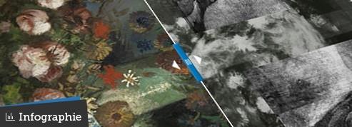 Les rayons X permettent d'authentifier un Van Gogh