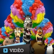 Madagascar 3, nouveau trailer