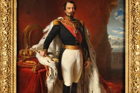 Portrait de l'empereur Napoléon III.