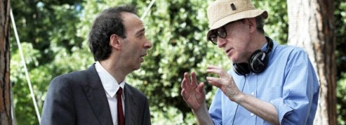 Woody Allen : les photos de To Rome with Love