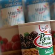 Soupçons d'entente dans le yaourt