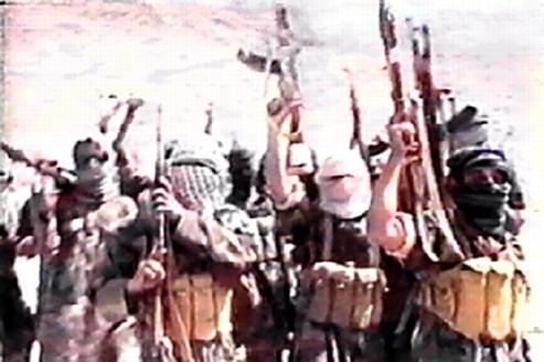 Comment les talibans forment les aspirants djihadistes