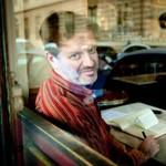 Entre deux cours Alexis Jenni écrit dans des brasseries lyonnaises des livres qui remporteront le prix Goncourt.