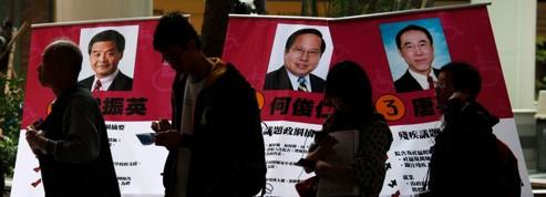 Hongkong : élections sur fond de scandales