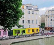Dans le Xe, le canal St Martin est devenu un quartier à la mode. Les appartements avec vue sur le canal y sont très recherchés.
