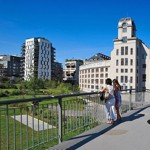 A Bibliothèque, les prix atteignent 8500 € le m².