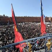 L'hommage de Toulouse aux victimes