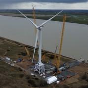 Éolien marin: Alstom et Areva s'affrontent