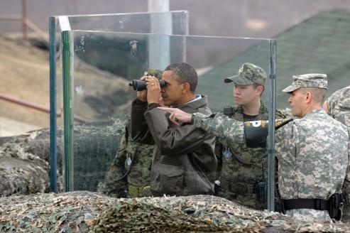 Obama veut la paix avec la Corée du Nord